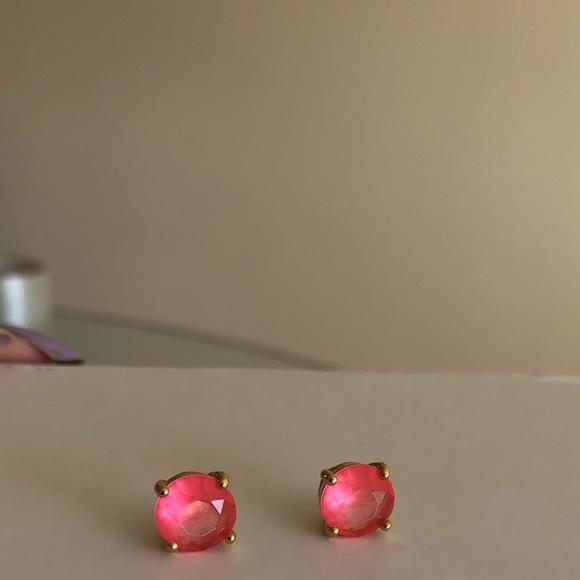 Kate spade ♠️  gold GUMDROP earrings